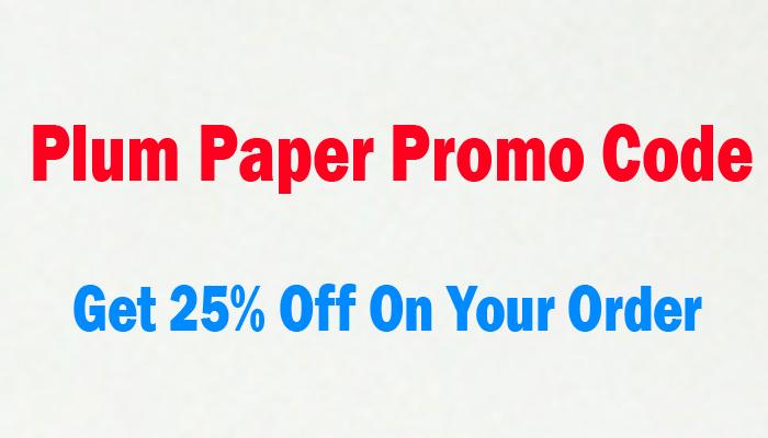 Plum Paper Promo Codes