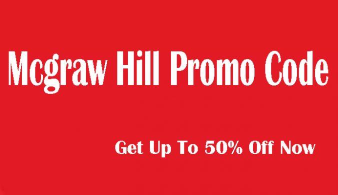 Mcgraw Hill Promo Code