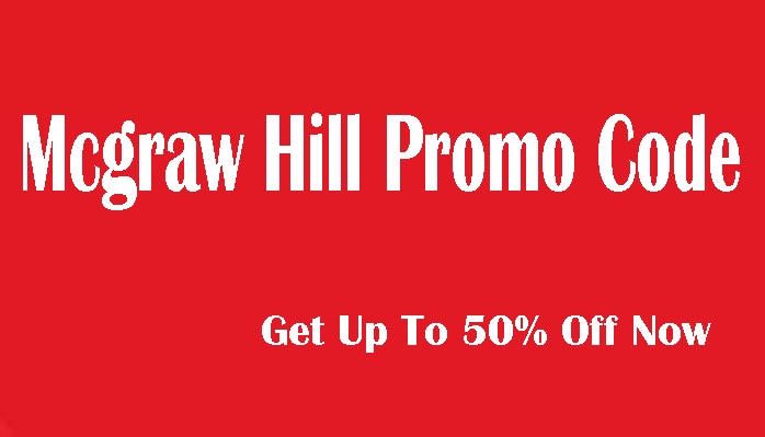 Mcgraw Hill Promo Code