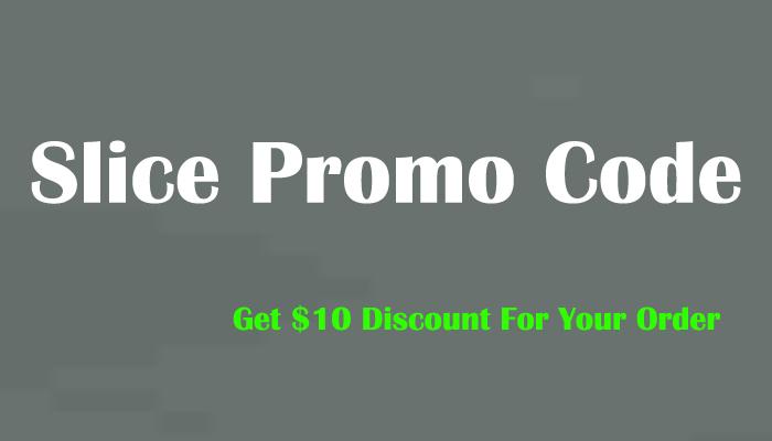 Slice Promo Codes