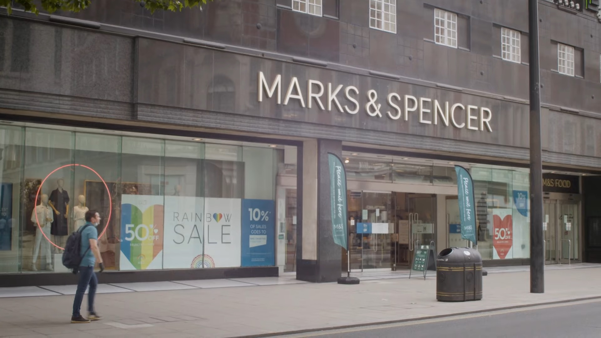 About Marks And Spencer